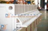 Imprensa de filtro Recessed nova da placa 1250 séries para o tratamento de água de esgoto de Food&Beverage
