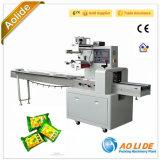 Polybag van de Machine van de Verpakking van de Cake van de slaboon de Horizontale Automatische Machine van de Verpakking