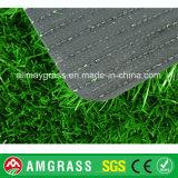 옥외 미식 축구 경기장 40-60mm는 인공적인 뗏장, 축구 합성 물질 잔디를 주문을 받아서 만들었다