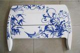 Decorazione UV del PVC della stampatrice della stampatrice della stampatrice di Digitahi della stampante del piatto della stampante dello strato