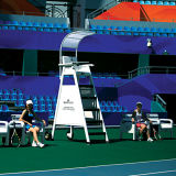 테니스 코트 가구 심판관 의자 선수 벤치