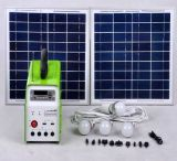 SolarStromnetz mit Radio