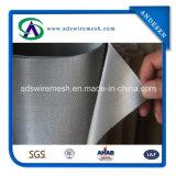 Rete metallica ultra benissimo tessuta dell'acciaio inossidabile del tessuto 24X110 del Dutch