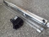 304의 스테인리스 UV 정화기 또는 살균제 12g는 흐름율 + 55W 중국 램프 관
