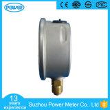 Calibre de pressão enchido líquido