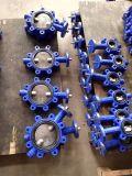 Soupape malléable de Midline de fer à la norme des États-Unis