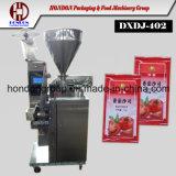 トマト・ケチャップの袋のパッキング機械(J-40II)