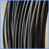 Arame recozido de aço carbono macio e preto para construção