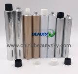 Косметическая сливк Skincare руки упаковывая пробку открытого сопла алюминиевую складную