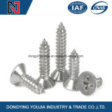 Cross Recessed Countersunk Head Wood Screw