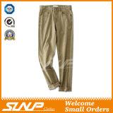 Pantaloni lunghi del cotone di modo di svago degli uomini