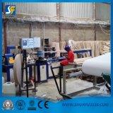 Automatischer 2 Kopf-Seidenpapier-Gefäß-Kern, der Maschine herstellt