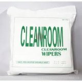 Microfiber Cleaning Cleanromm Wiper per Cleanroom Using