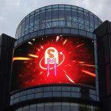 Afficheur LED rapide d'installation d'intense luminosité de projet de gouvernement de P10s Skymax