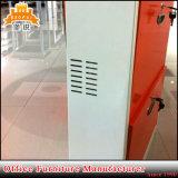 Gabinete Lockable da sapata do metal do projeto moderno de Jas-036b