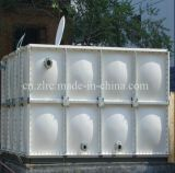 Conteneur assemblé par panneau de réservoir d'eau de la catégorie comestible FRP GRP