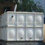 Container van het Water van de Tank van het Water GRP van de Rang van het voedsel FRP de Comité Geassembleerde