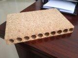 Carton de faisceau creux/panneau tubulaires de particules
