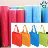 Ткань PP Non сплетенная кладет несущую в мешки хозяйственных сумок