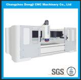 Cnc-Glaskantenschleifmaschine für geformte Glastisch-Oberseite