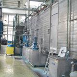 Riga di rivestimento di elettroforesi del serbatoio di gas