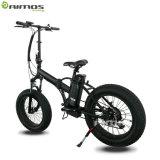 20 bici eléctrica plegable elegante de la bici de la batería 48V de la E-Bici de la pulgada