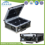 набор портативного чемодана 300W энергосберегающий солнечный с инвертором PV