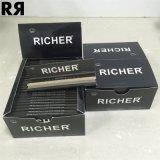 Более богатый Unbleached дюйм 70*36mm бумаг завальцовки 1.0 сигареты
