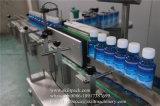 Вертикальная машина для прикрепления этикеток бутылки водочки стикера