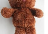 urso da peluche de 20cm Brown