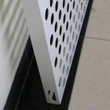 Métal perforé en aluminium d'architecture décorative de matériau de construction