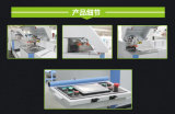 Doppia tagliatrice di alluminio capa resistente di profilo di CNC