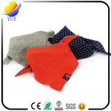 Katoenen van de Halsdoek van de Hond van de Handdoek van het huisdier Driehoekig Speeksel Bandana