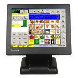 15 монитор экрана касания провода LCD 5 дюйма сопротивляющий