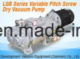 Bomba de tornillo seca de alta velocidad para el sistema del secado al vacío