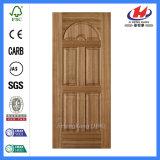 Pele de porta de painel moldado EV Sapelli HDF / MDF