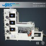 Prensa de copiar automática del rodillo del papel termal del color de Jps600-4c cuatro