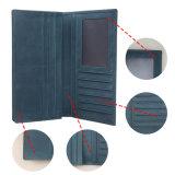 Бумажник человека цены по прейскуранту завода-изготовителя оптовый реальный кожаный