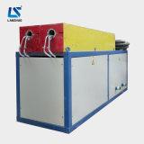 Fornalha quente automática do forjamento do aquecimento de indução da barra de aço de IGBT