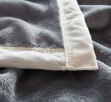 ليّنة منافس من الوزن الخفيف رمز مخمل غطاء كلّ فصل مرجان صوف غطاء