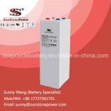 La valvola ha regolato le batterie profonde acide al piombo di Opzv del ciclo della batteria solare da 2 volt