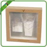Caixa de empacotamento essencial do petróleo pequeno do presente da amostra do perfume do frasco com congregação da inserção