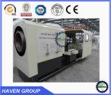 Tubo del CNC QK1332X1500 que rosca la máquina del torno