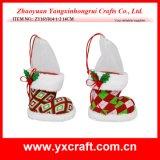 Da decoração múltipla do uso do Natal da decoração do Natal (ZY15Y048-1-2) ornamento de suspensão do carregador
