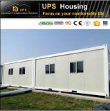 Feiertags-Behälter-Bauunternehmen-schnelles Gebäude mit mit Küche Teildiensten