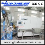 Double Layer Coating (GT-70+45)를 위한 PVC Wire Extruder