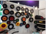 4.80 / 4.00-8 Pneumatic Brush Wheel Tire and Wheel