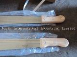 Sciabola di legno del machete della maniglia