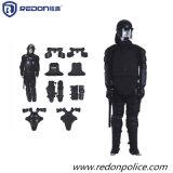 Policía militar de alta calidad anti traje de antidisturbios