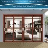 Portelli esterni di alluminio dei portelli interni con le funzioni termiche del freno